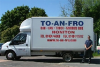 Luton Van Hire East Devon
