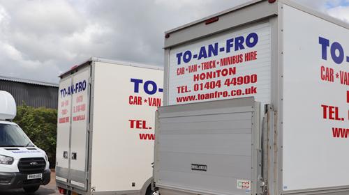 Devon Lorry Hire