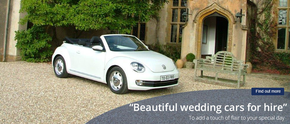 honiton wedding car hire